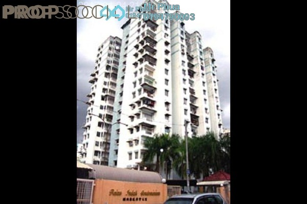 Apartment For Sale in Relau Indah, Relau Freehold Fully Furnished 3R/2B 350k