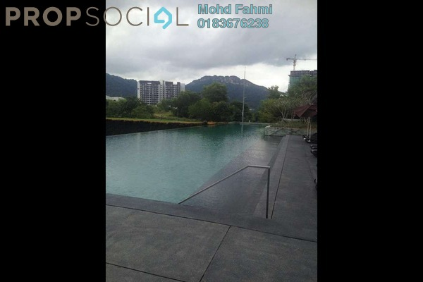 Condominium For Rent in Taman Melawati, Kuala Lumpur Freehold Fully Furnished 3R/3B 3.7k