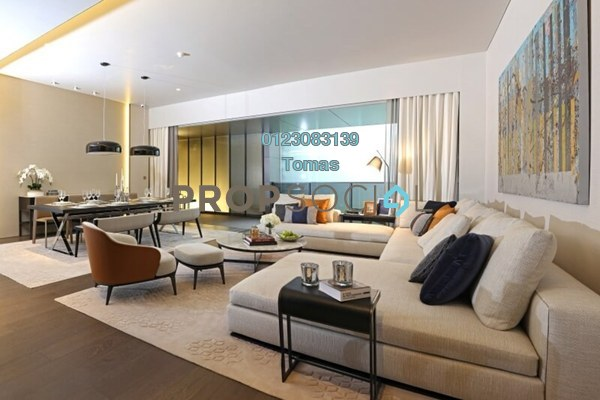 Condominium For Sale in Northpoint, Mid Valley City Freehold Semi Furnished 2R/2B 719k