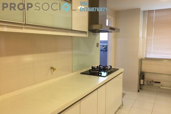 Condominium For Sale in The Saffron, Sentul Freehold semi_furnished 3R/3B 1.18m