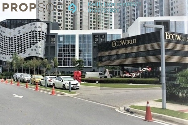 Condominium For Rent in EcoSky, Kuala Lumpur Freehold Fully Furnished 2R/2B 2.2k