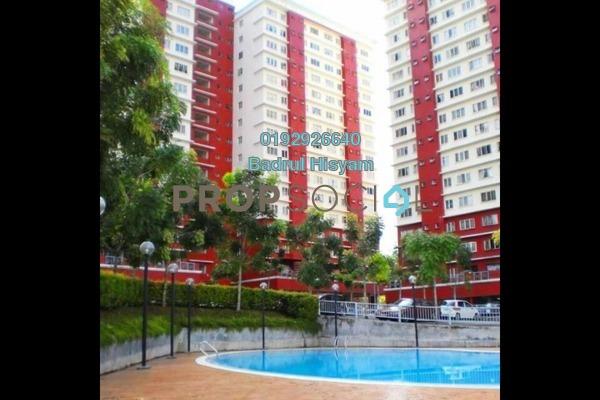 Condominium For Rent in The Lumayan, Bandar Sri Permaisuri Freehold Semi Furnished 3R/2B 1.35k