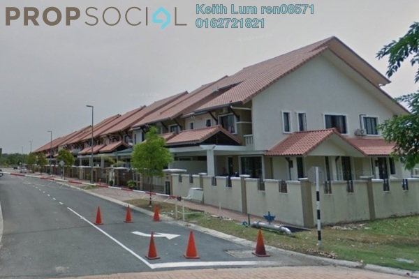 Terrace For Rent in Tenun, Alam Impian Freehold Unfurnished 4R/6B 2.5k