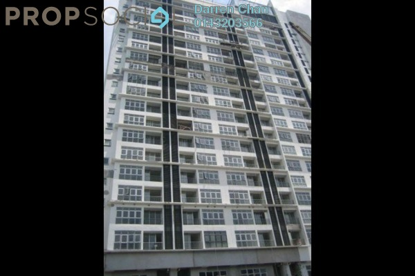 For Sale Condominium at C180, Cheras South Freehold Semi Furnished 2R/2B 420k
