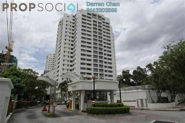 Condominium For Rent in OBD Garden Tower, Taman Desa Freehold Fully Furnished 3R/2B 3k