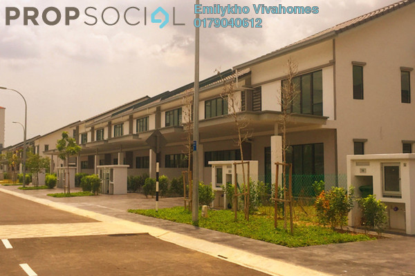 Terrace For Sale in Ken Rimba, Shah Alam Freehold Unfurnished 4R/3B 598k