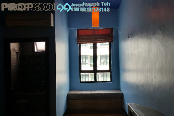 Serviced Residence For Rent in The Heritage, Seri Kembangan Freehold Fully Furnished 0R/1B 1.2k