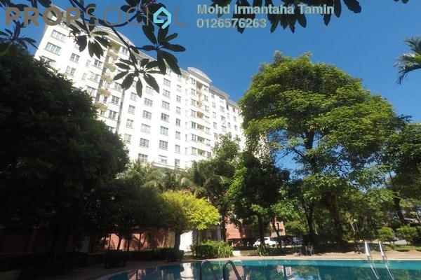 Apartment For Sale in D'Kiara Apartment, Pusat Bandar Puchong Freehold Unfurnished 3R/3B 370k