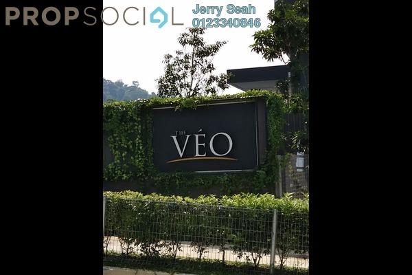 Condominium For Rent in The Veo, Melawati Freehold Semi Furnished 2R/2B 2.5k