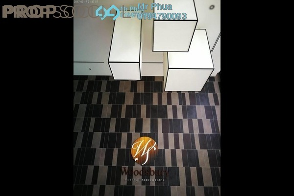 Condominium For Sale in Woodsbury Suites, Butterworth Freehold Unfurnished 2R/1B 380k