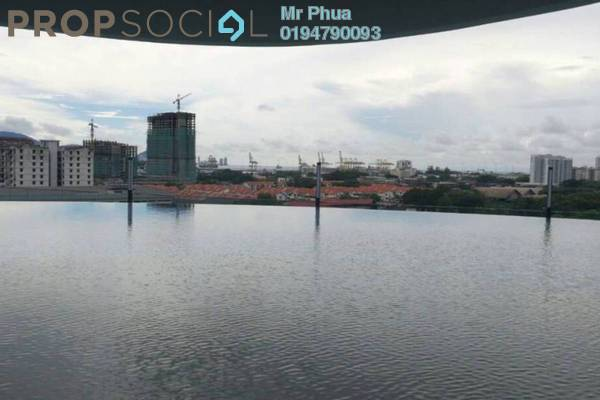 Condominium For Sale in Woodsbury Suites, Butterworth Freehold Unfurnished 1R/1B 328k