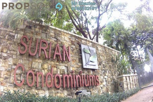 Condominium For Sale in Surian Condominiums, Mutiara Damansara Freehold Semi Furnished 5R/5B 1.6m