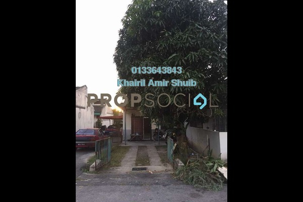 Terrace For Sale in Taman Kesumba, Rawang Freehold Unfurnished 3R/1B 160k