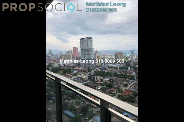 SoHo/Studio For Rent in Summer Suites, KLCC Freehold Semi Furnished 1R/1B 2.5k