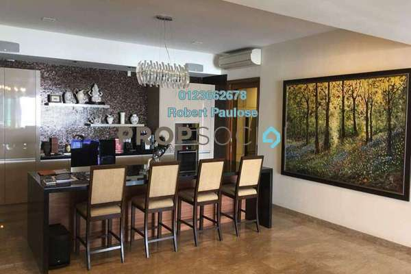Condominium For Sale in 10 Mont Kiara, Mont Kiara Freehold Fully Furnished 4R/5B 3.5m