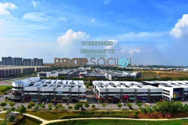 Apartment For Sale in Seri Kasturi, Setia Alam Freehold Unfurnished 3R/2B 350k
