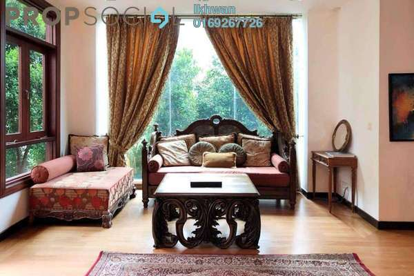Bungalow For Sale in Sri Bukit Persekutuan, Bangsar Freehold Fully Furnished 7R/6B 6m