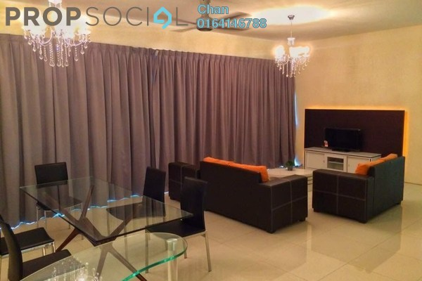 Condominium For Sale in Central Park, Green Lane Freehold Fully Furnished 5R/5B 1.35m
