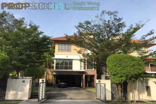 Bungalow For Sale in Kota Kemuning Hills, Kota Kemuning Freehold Semi Furnished 5R/4B 3.98m