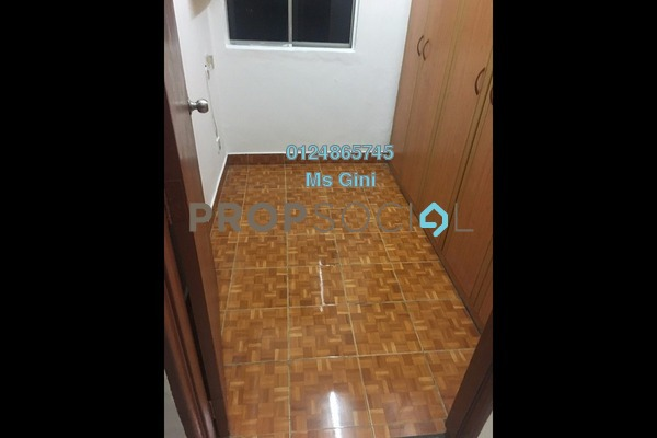 Apartment For Rent in Seri Gembira Apartment, Jalan Ipoh Freehold Semi Furnished 3R/2B 1.2k