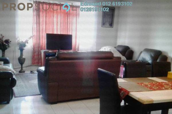 Condominium For Sale in Kelana Puteri, Kelana Jaya Freehold Semi Furnished 3R/2B 550k