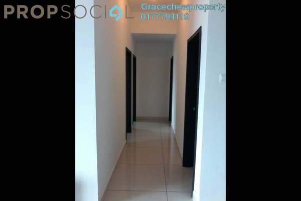 Apartment For Sale in D'Inspire Residence, Skudai Freehold Fully Furnished 3R/2B 420k