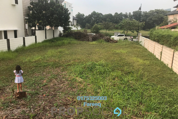 Land For Sale in Seri Beringin, Damansara Heights Leasehold Unfurnished 0R/0B 4.6m