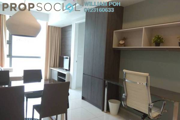 Serviced Residence For Rent in The Robertson, Pudu Freehold Fully Furnished 1R/1B 2.8k