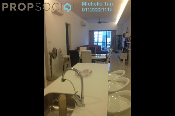 Condominium For Sale in The Horizon Residences, KLCC Freehold Fully Furnished 1R/2B 1.7m