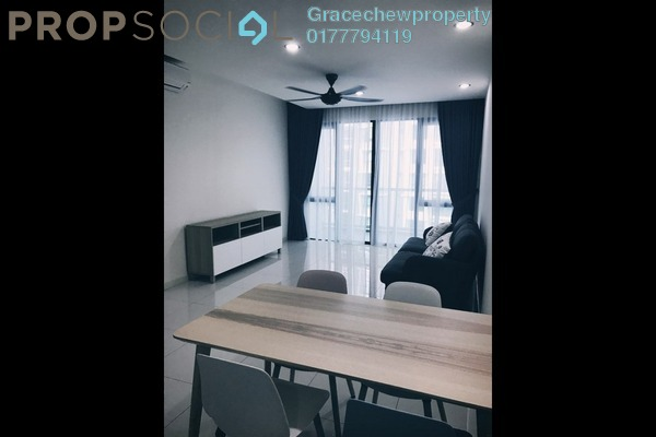 Condominium For Sale in Impiana On The Waterfront, Ampang Freehold Semi Furnished 2R/2B 600k