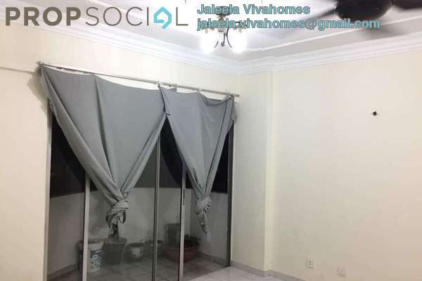 Apartment For Rent in Winner Court A, Desa Petaling Freehold Semi Furnished 3R/2B 1.35k