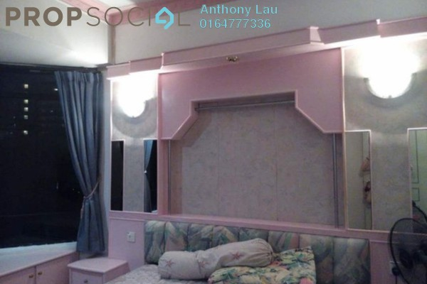 For Rent Condominium at Sunny Ville, Batu Uban Freehold Fully Furnished 2R/2B 1.3k