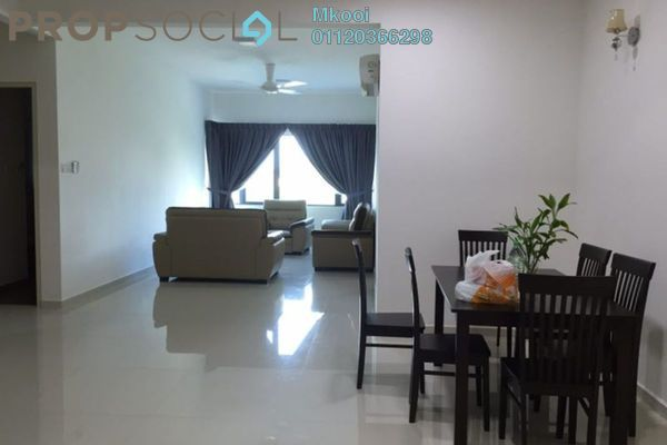 Condominium For Rent in Bay 21, Kota Kinabalu Freehold Semi Furnished 3R/2B 3.5k