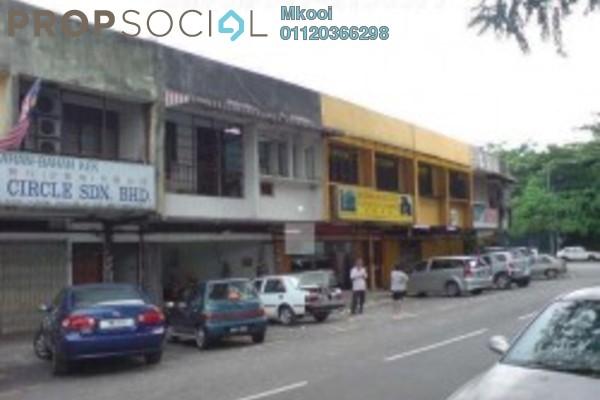Shop For Sale in Taman Bukit Cheras, Cheras Freehold Semi Furnished 1R/1B 880k