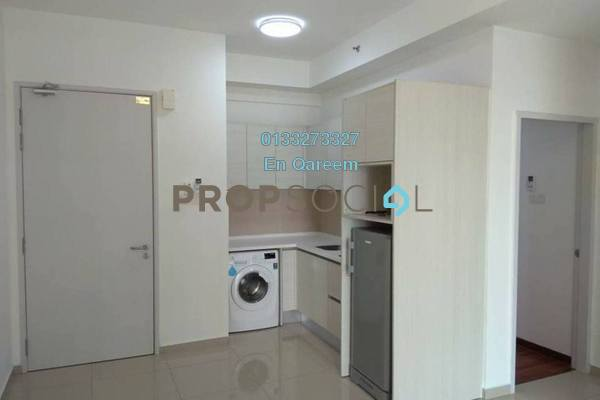 Condominium For Rent in i-City, Shah Alam Freehold Semi Furnished 2R/1B 1.5k