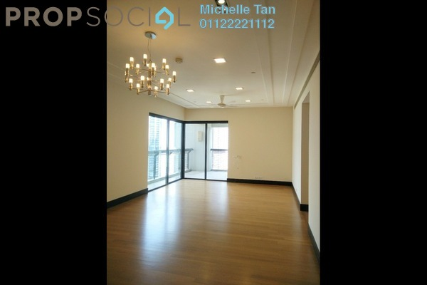 Condominium For Sale in The Binjai On The Park, KLCC Freehold Semi Furnished 3R/4B 5.57m