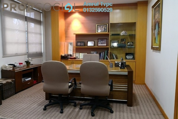 Office For Sale in Section 5, Wangsa Maju Leasehold Semi Furnished 0R/0B 2.1m