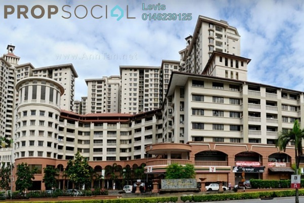 Condominium For Rent in Casa Tropicana, Tropicana Freehold Fully Furnished 2R/2B 2.5k