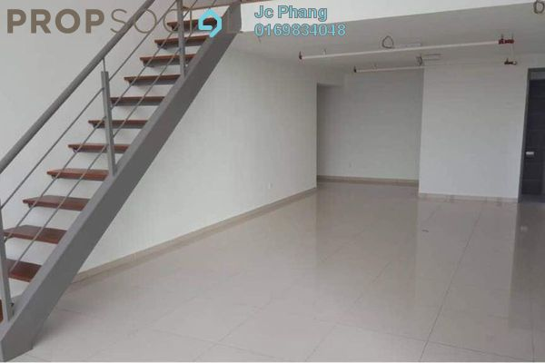 Duplex For Rent in Pinnacle, Petaling Jaya Freehold Unfurnished 1R/1B 3.5k