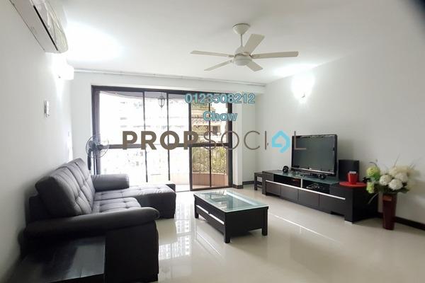 Condominium For Rent in Mont Kiara Palma, Mont Kiara Freehold Fully Furnished 3R/2B 4.5k