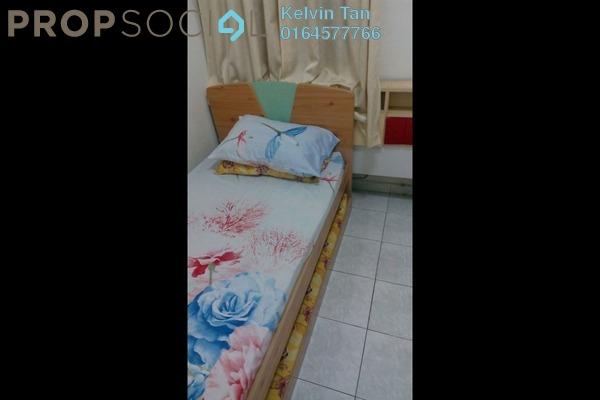 Condominium For Sale in BJ Court, Bukit Jambul Freehold Semi Furnished 3R/2B 255k