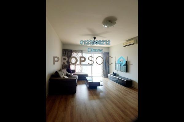 Condominium For Rent in Kiara Designer Suites, Mont Kiara Freehold Fully Furnished 3R/3B 3.8k