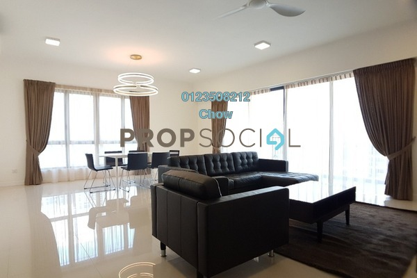 Condominium For Rent in Residensi 22, Mont Kiara Freehold Fully Furnished 3R/4B 7k