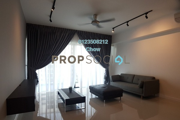 Condominium For Rent in Residensi 22, Mont Kiara Freehold Fully Furnished 3R/4B 7.3k