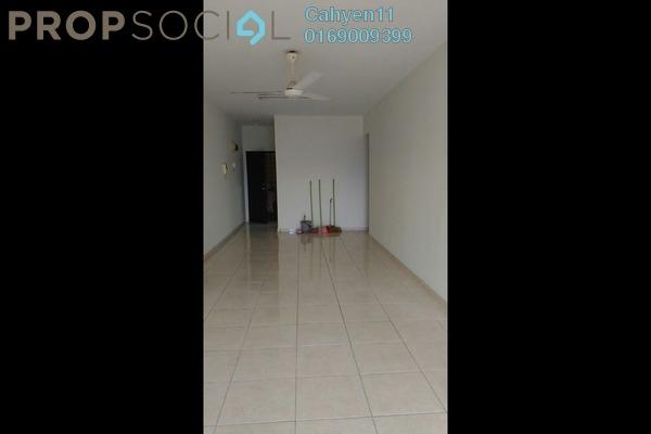 Condominium For Rent in Ketumbar Hill, Cheras Freehold Semi Furnished 3R/2B 1.2k