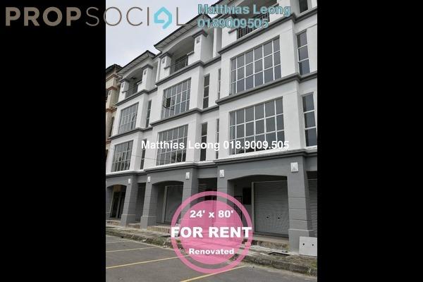 Shop For Rent in Pulau Indah Industrial Park, Port Klang Freehold Unfurnished 0R/2B 4.8k