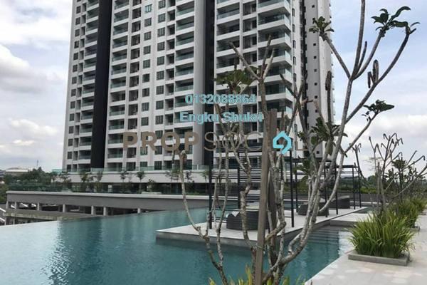 Condominium For Sale in Paragon 3, Bandar Putra Permai Freehold Semi Furnished 4R/3B 560k