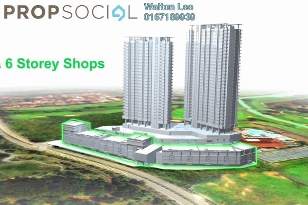 Shop For Rent in The Link 2 @ Bukit Jalil, Bukit Jalil Freehold Unfurnished 0R/2B 3.5k
