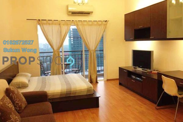 Condominium For Rent in Waldorf Tower, Sri Hartamas Freehold Fully Furnished 1R/1B 1.9k