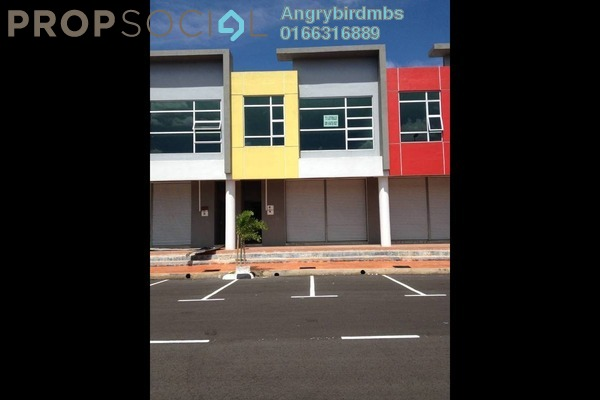 Shop For Rent in Taman Jaya Kelemak, Alor Gajah Freehold Unfurnished 0R/0B 2.2k